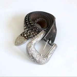 Accessories - Genuine Leather Rodeo Belt